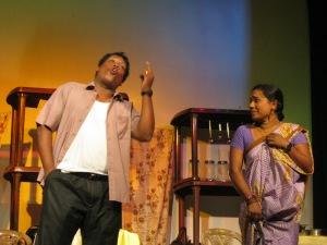 A scene from Malini